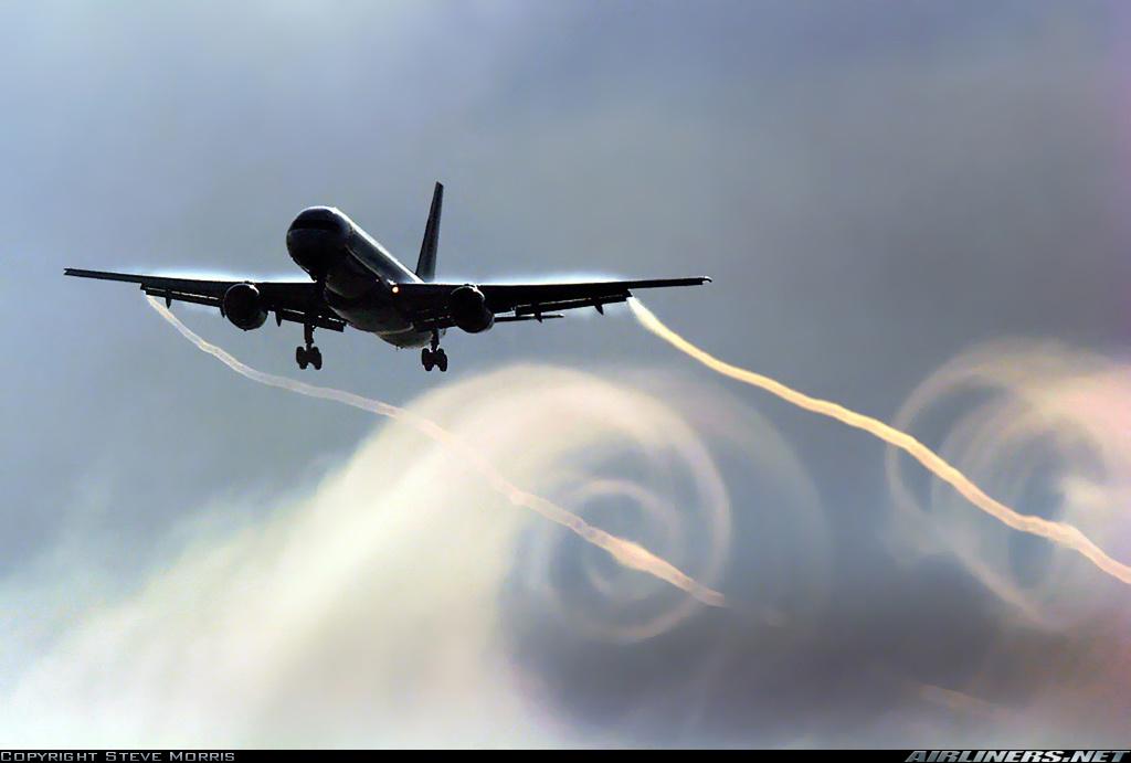 sillage avion vortex3